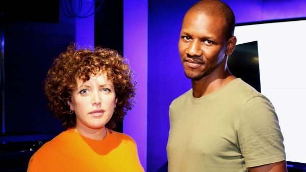 Annie Mac 2017-10-09 Giggs on making 'Wamp 2 Dem'
