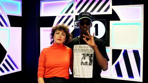 Annie Mac 2018-09-10 Octavian In The Studio