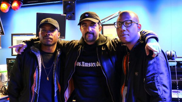 Annie Nightingale 2016-12-28 OWSLA Takeover