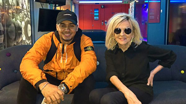 Annie Nightingale 2017-05-17 with Nathan Miller, Jaxx Da Fishworks and Riot Ten