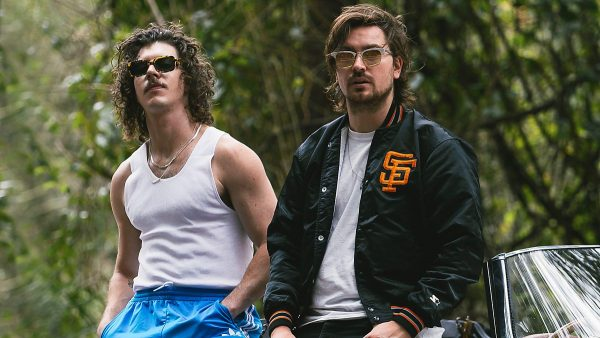 Annie Nightingale 2018-04-11 with Peking Duk and ReauBeau