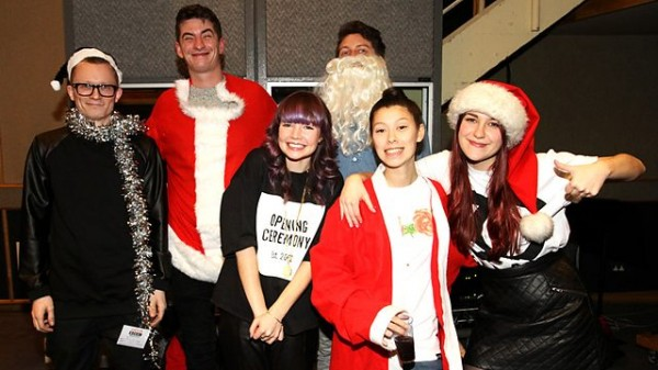 B.Traits 2013-12-17 B's Beatsmas Party with Moxie, Toddla T, Rockwell, Skream and Monki
