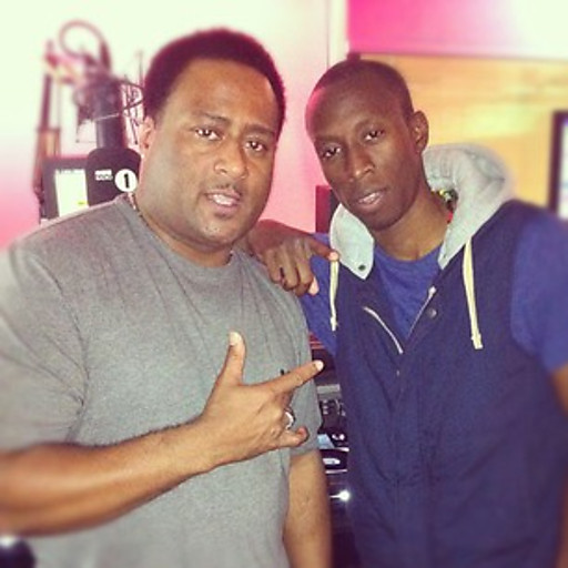 BBC 1Xtra Dancehall with Robbo Ranx 2012-08-30 Christopher Ellis Live In The Studio