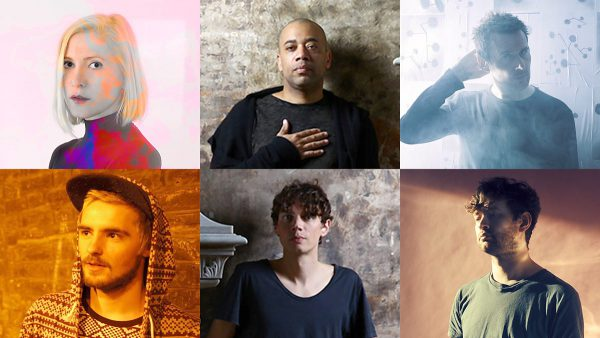 Back 2 Back Special - Residency 2017-03-30 Ellen Allien, Blawan, Carl Craig, Francesco Tristano, Clark, Nathan Fake