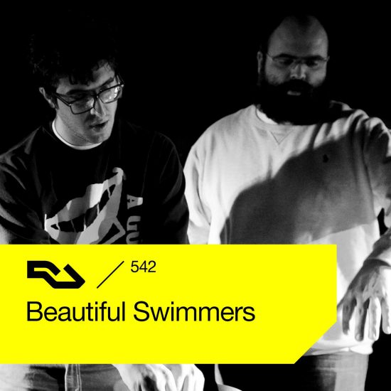 Beautiful Swimmers - Resident Advisor podcast #542 2016-10-17