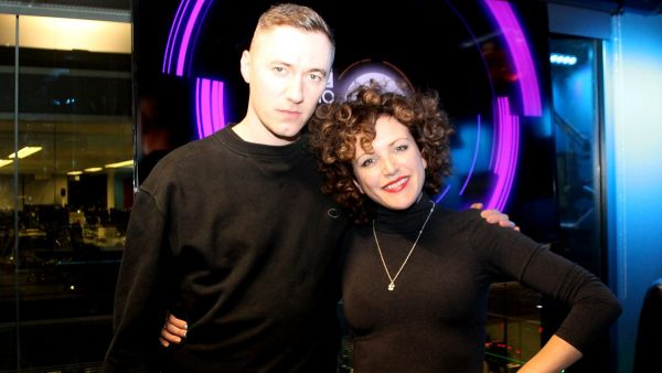 Benji B 2018-02-08 Annie Mac In 3 Records