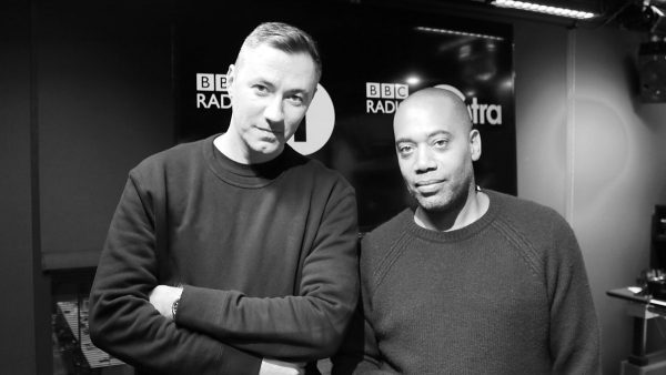 Benji B Exploring future beats 2016-12-08 Carl Craig co-hosts