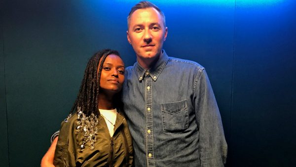 Benji B Exploring future beats 2017-08-24 Kelela in the Studio