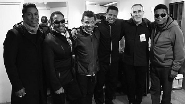Craig Charles Funk & Soul Show 2017-07-22 The Jacksons stop by the studio