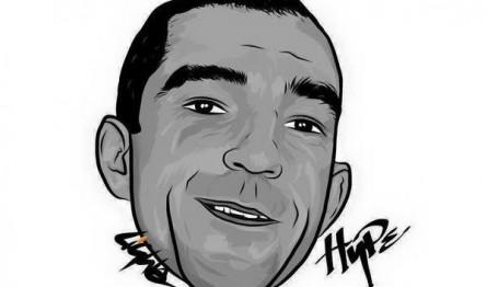 DJ Hype on Kiss FM 2015-01-07