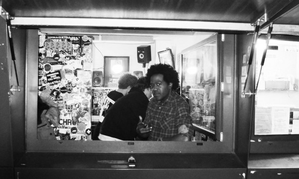 DJ Pierre on NTS Radio 2014-11-01