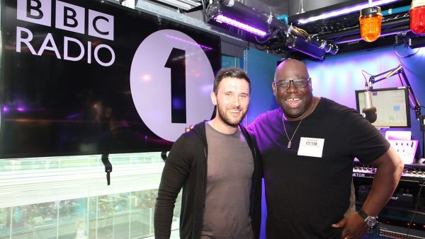 Danny Howard – Dance Anthems 2016-05-14 Back 2 Back with Carl Cox