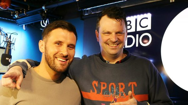 Danny Howard 2018-02-09 with DJ Haus