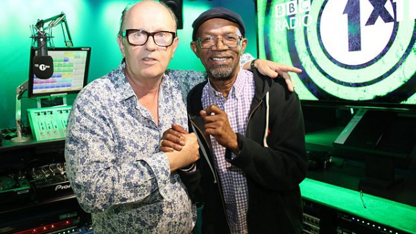 David Rodigan 2015-07-12 Beres Hammond Special