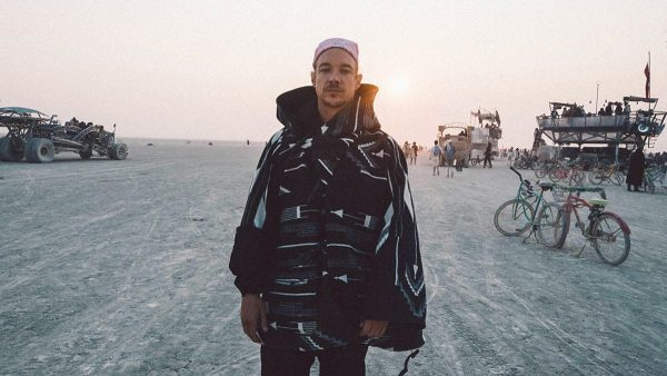 Diplo & Friends 2017-09-17 Diplo from Burning Man