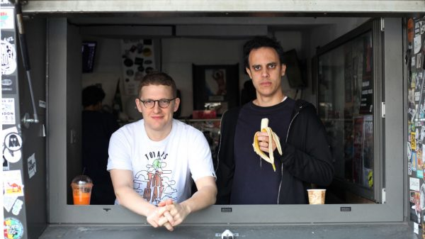 Floating Points & Four Tet on NTS Radio 2017-07-10 live at Brilliant Corners, London