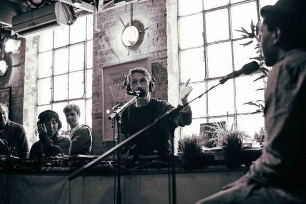 Gilles Peterson - Brownswood Basement 2018-03-01 live from Total Refreshment Centre, London