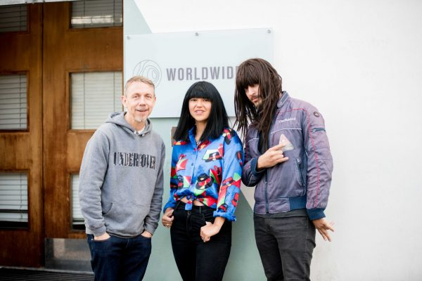 Gilles Peterson - Brownswood Basement with Khruangbin and Lefto 2018-01-18