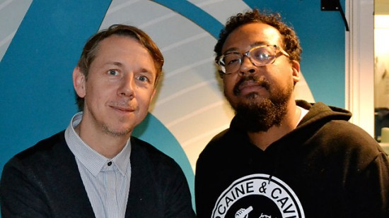 Gilles Peterson Worldwide 2013-03-23 with Om'Mas Keith in the studio