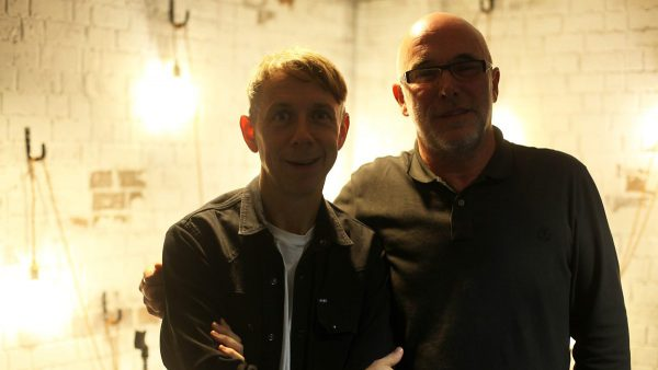 Gilles Peterson Worldwide 2016-11-26 with Adrian Sherwood