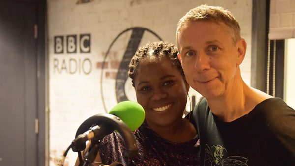 Gilles Peterson Worldwide 2017-09-20 with Zara McFarlane