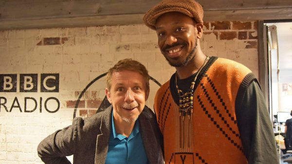 Gilles Peterson Worldwide 2018-03-24 Shabaka Hutchings and Trojan Records