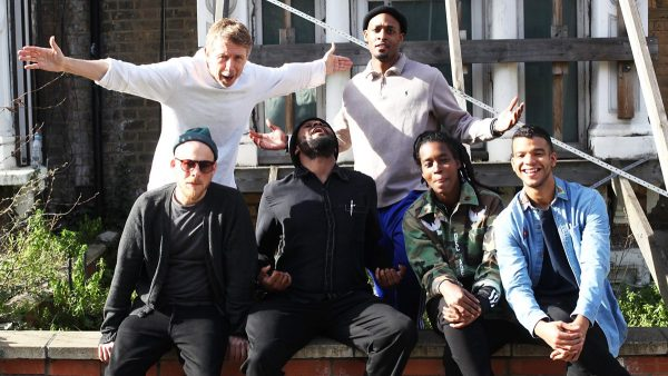 Gilles Peterson Worldwide 2018-04-07 with Irreversible Entanglements