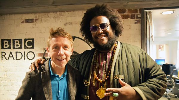 Gilles Peterson Worldwide 2018-04-14 with Kamasi Washington