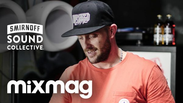 Hatcha UKG set in The Mixmag Lab London 2016-08-05