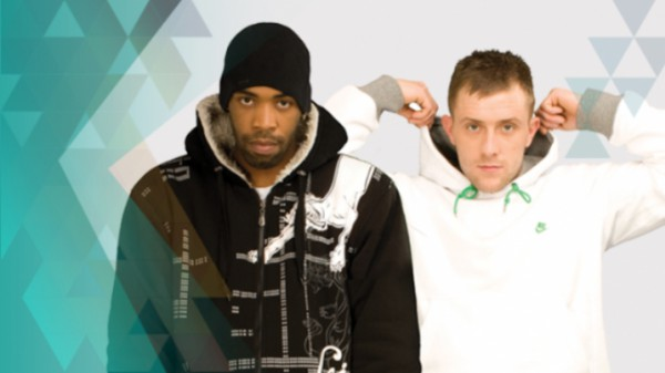 Hatcha and Crazy D on Kiss Fresh 2014