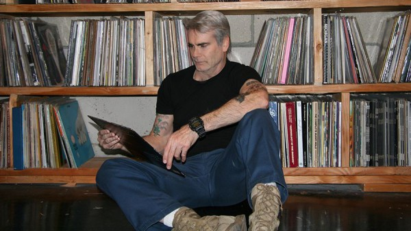Henry Rollins on NTS Radio 2015-09-29