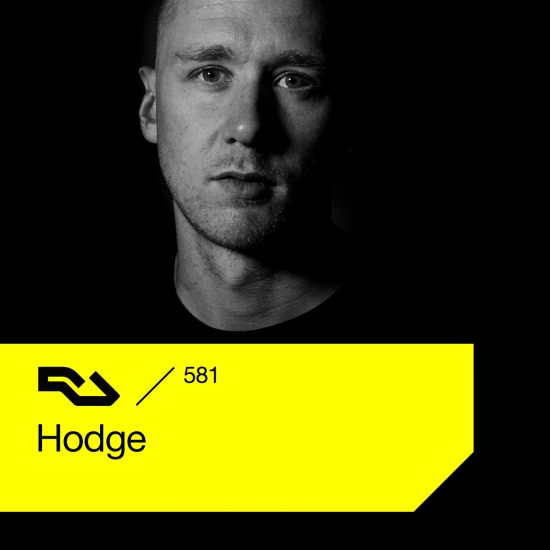 Hodge - Resident Advisor podcast #581 2017-07-17
