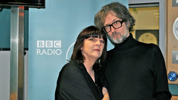 Jarvis Cockers Sunday Service 2017-04-23 with musician Cosey Fanni Tutti