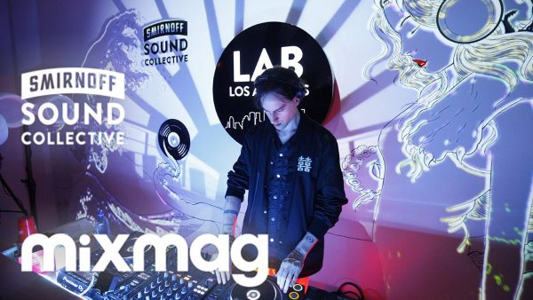 Jimmy Edgar and Vin Sol for an Ultramajic takeover in The Mixmag Lab LA 2016-08-26