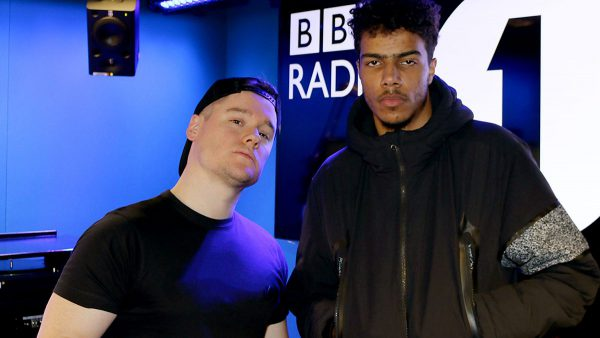 Logan Sama - Residency 2016-12-23 freestyle from AJ Tracey