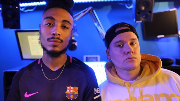 Logan Sama - Residency 2017-10-19 with Reece West session