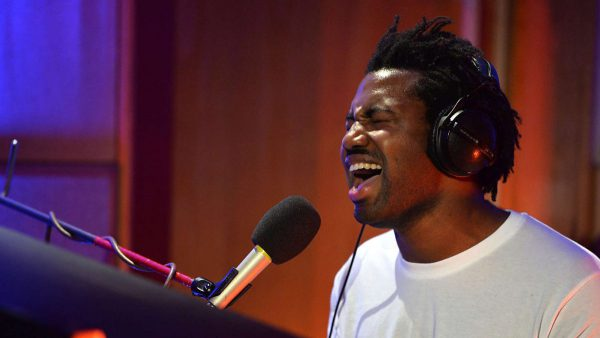 Mary Anne Hobbs 2017-02-18 with Sampha