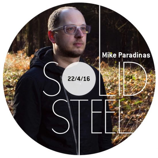 Mike Paradinas + Ital Tek - Solid Steel Show 2016-04-22