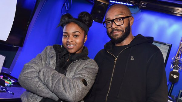 MistaJam 2017-01-02 Nadia Rose + Power Down Playlist