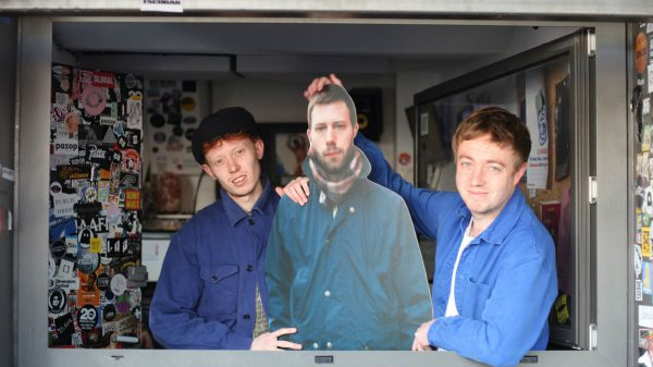 Mount Kimbie & King Krule on NTS Radio 2017-04-19