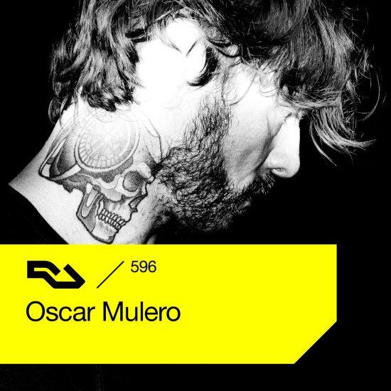 Oscar Mulero - Resident Advisor podcast #596 2017-09-30