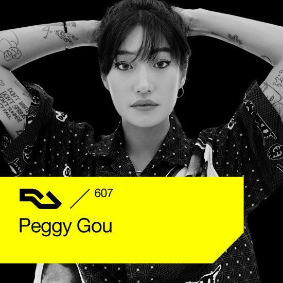 Peggy Gou - Resident Advisor podcast #606 2018-01-15