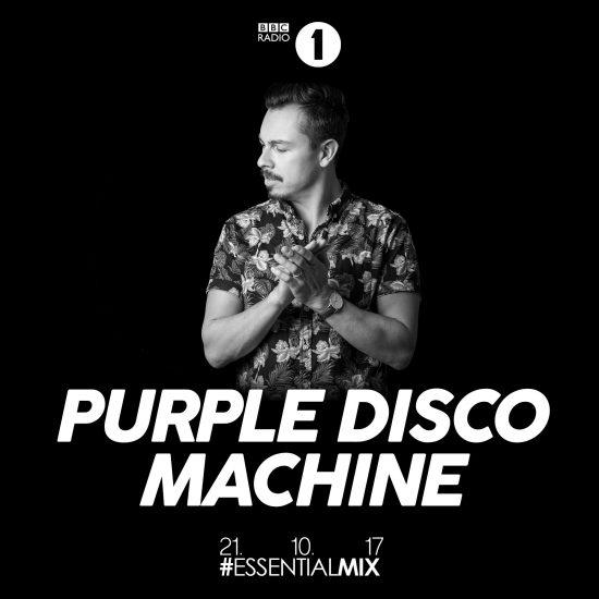 Purple Disco Machine - Essential Mix 2017-10-21