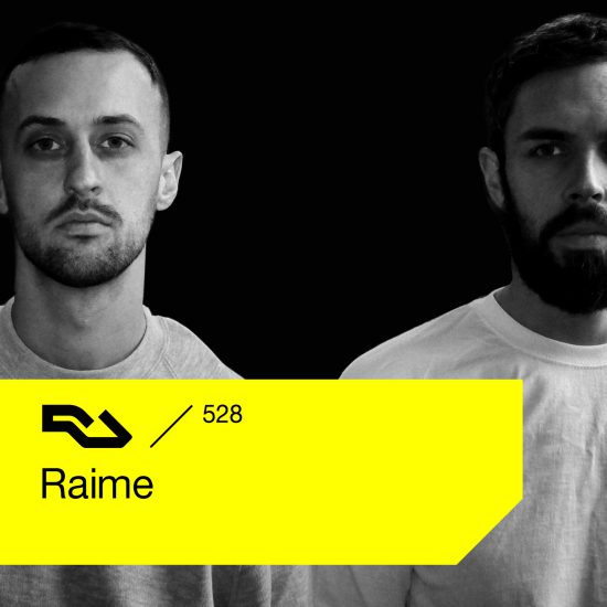 Raime - Resident Advisor podcast #528 2016-07-11