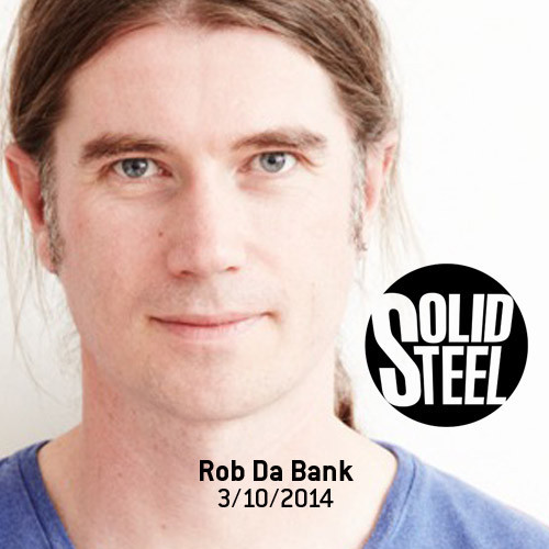 Rob da Bank - Solid Steel Show 2014-10-03
