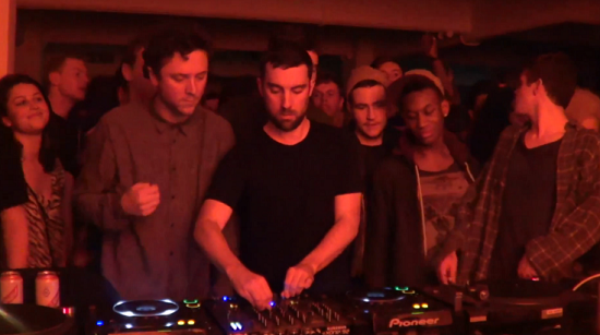 Scuba b2b George Fitzgerald Boiler Room London DJ Set 2013-02-21