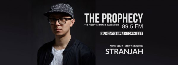 Stranjah - The Prophecy 2016-05-22