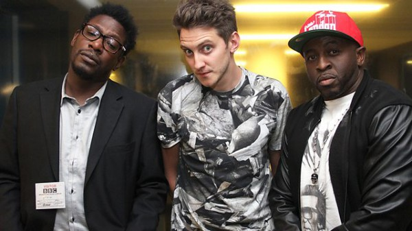 Toddla T 2014-09-12 Hip Hop with Roots Manuva, Blak Twang, Zane Lowe & Semtex