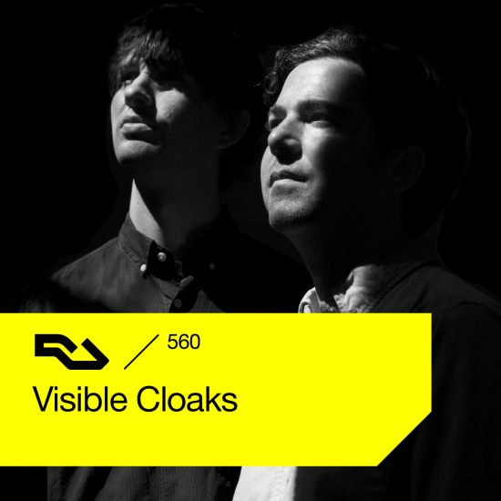 Visible Cloaks - Resident Advisor podcast #560 2017-02-20