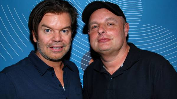 6 Mix 2012-02-12 Dave Pearce and Paul Oakenfold